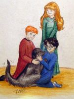 Hocicos by herminessa by HogwartsArt