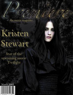 Twilight Magazine Cover by chariots of light - Edward ve BeLLa imzaLar� (: