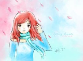 Spring Breeze by lunaetha