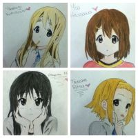 K-ON! by Midnight-Rainstorm