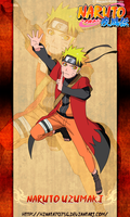 Naruto Sage Mode by Sonic70756