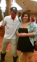 Pirate Spiderman and Me by AlanaLayce