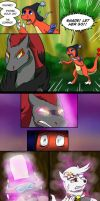 Paion's Heart - Blinded by the Light - Page 7 by SnowKuki