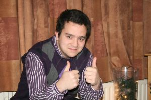 Thumbs up by Crusnick