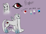 Prophet reference sheet by serpentinesanguinine