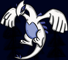 Lugia! by ashlin422