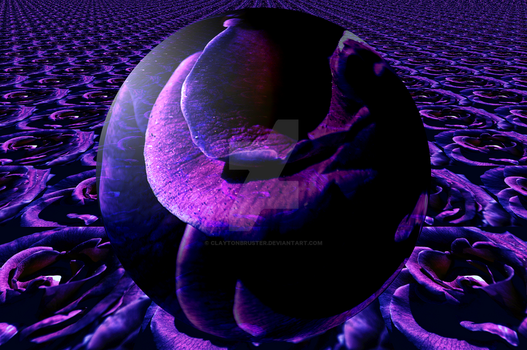 The Purple Rose World by claytonbruster