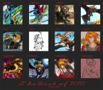 Best of 2010 by RizyuKaizen