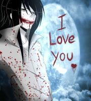 Jeff - I Love You by ShikiBlackButler