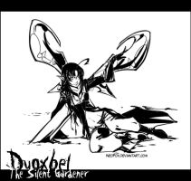 Duoxbel art trade by neofox