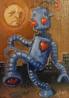 Crazy Giant Robot by Sythe01