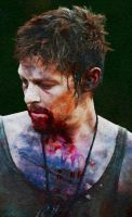 Daryl Dixon Survives by Ryleh-Mason