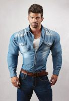 Jeans Guy 24 by Stonepiler