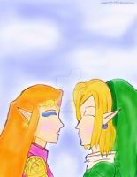 OoT: Zelink: Almost There... by MissStar091995