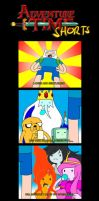 Adventure Time Shorts by Mgx0