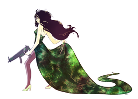 Stars Are Made of Jade by The-EverLasting-Ash