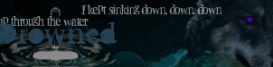 Drowned Banner by iloveaboy2