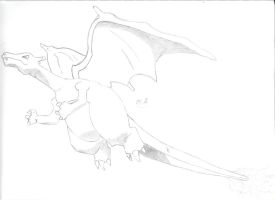 Charizard by Mikey-Spillers