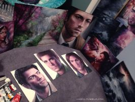 TFW Portraits by jasric