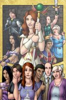 The Guild: The Knights of Good by TravisTheGeek