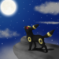 197 Umbreon by diaszoom