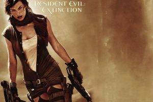 Resident Evil 3 Wall by bloody-razor