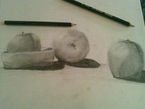 Apples by MistressEccentrical