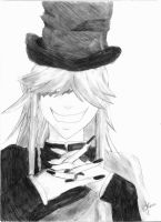 Undertaker by RavenFlossy