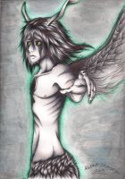 Ulquiorra by Alone-Immortal