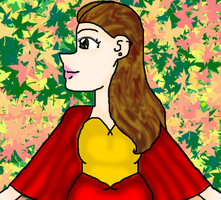 Formal Arianna by puff222001