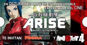 ARISE -GHOST IN THE SHELL- by DoonMangazine