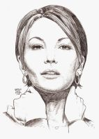 DIANE LANE in an hour by MalevolentNate