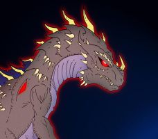 Kaiju: The New King by Cyprus-1