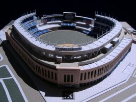 Yankee Stadium Model - 2 by mhprice