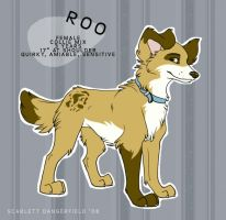 Another Roo Ref by giftag