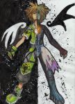 Sora request: two sides by Lrme87