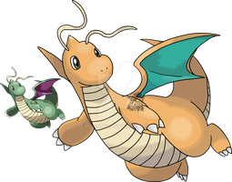 149 - Dragonite by Tails19950