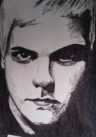 Gerard Way by LebDieSekundex3