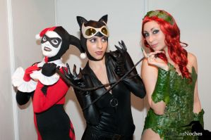 Gotham City Sirens 01 by Prometheacosplay