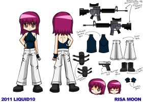 Risa Moon Reference by CDefender-RoboKid
