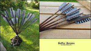 Boffer Arrows by Noctiped