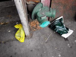assorted garbage by ginseng