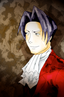 Edgeworth Head01 by 6gunSally