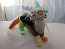 Discord plush by MohawkMax