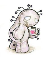 Voodoo Tea by ursulav
