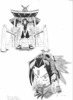 Shaman King by theFallin