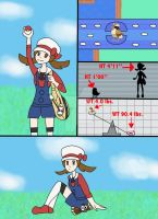 The problem with pidgeys by wolf-in-a-dress