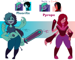 Fusions by Corpse-Face