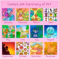 Summary of Art 2014 by Cavea