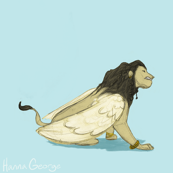 Sphinx by HannaGeorge